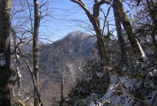 Mount Mingus, Visible Appx. 10 Miles From The Trailhead