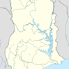 Suhum Is Located In Ghana