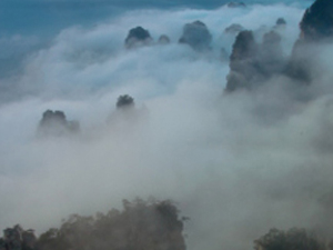 Sunrise Highlight 4-Day Tour in Zhangjiajie Photos