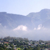 Swellendam With The Clock Peaks
