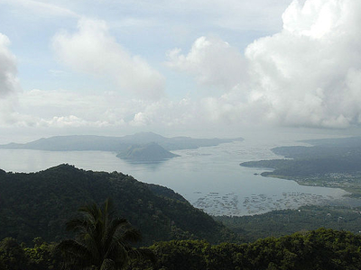 Taal Lake Wide