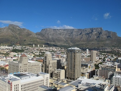 Table Mountain & Cape Town SA