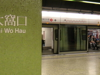 Tai Wo Hau Station