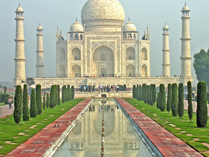 Taj Mahal Tours Photos
