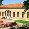 Talas American College Courtyard
