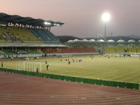 Tancheon Sports Complex