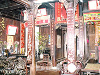 Tan Ky Ancient House