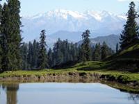 Tannu Jubbar Lake