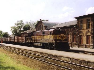 Tapa Train Station