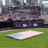Armed Services Appreciation Day, Target Field