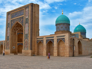 Tashkent Beauty Tour 5 Days - Fixed Departures (Sept 9,16,23,30)