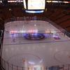 The Boston Bruins's Hockey Rink