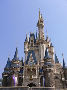 Cinderella Castle Is The Icon Of Tokyo Disneyland
