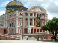 Teatro Amazonas