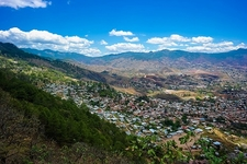 Tegucigalpa Overview Honduras