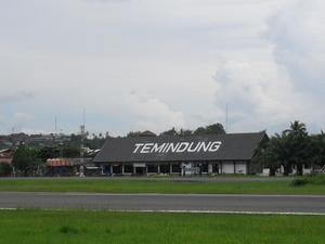 Temindung Airport