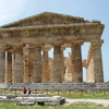 Temple Of Poseidon In Paestum