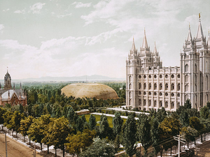 Praça do Templo
