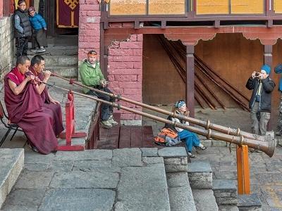 Tengboche Monastery - Everest Region - Nepal Himalayas