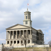 The State Capitol In Nashville