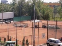 Tennis Courts of Namyslow