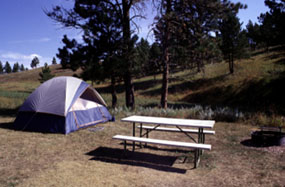 Elk Mountain Campground