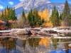 Teton Range On Jenny Lake WY