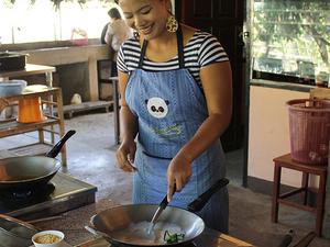 Baipai Thai Cooking School Class In Bangkok Photos