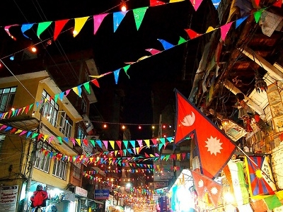 Thamel - Kathmandu - Nepal