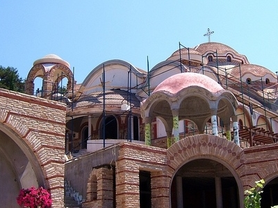 Church In Thasos