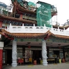 Thean Hou Temple Front