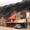 The Business District In Downtown Minturn