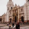 The Cathedral At Plaza De Armas