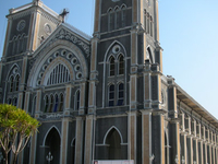 The Catholic Church Chanthaburi