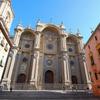 The Catholic Monarchs And Christopher Columbus Cordoba Spain