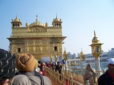 The Causeway To Sri Harmandir Sahib