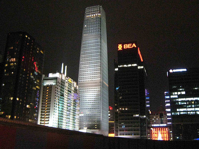 The China World Trade Center Tower III