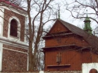 The Church in Kalinówka