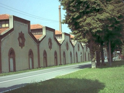 The Crespi Factory