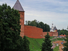 The Eastern Wall Of The Novgorod Kremlin