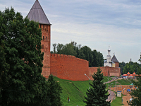 Novgorod Kremlin