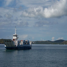 The Ferry - Mayotte