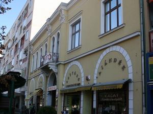 The Former Shop of Artúr Löfkovics