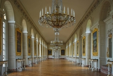 The Grand Trianon Castle Interios