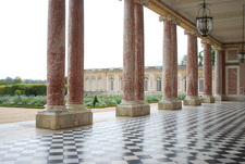 The Grand Trianon Castle