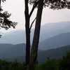The Great Smoky Mountains Near Gatlinburg