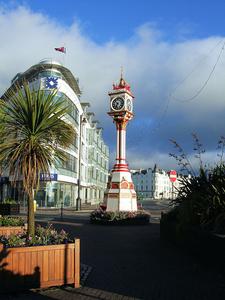 The Jubilee Clock - Douglas