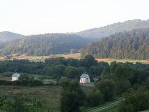 The Kalwaria Pacławska Nature Reserve