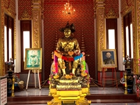 The King Taksin Shrine