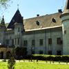 The Karolyi Castle In Carei